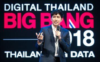 บิ๊กดาต้า-เอไอมาแรงทั่วโลก นักเศรษฐศาสตร์ชี้เกือบ80%ในไทยยังไม่มีแผนรองรับ