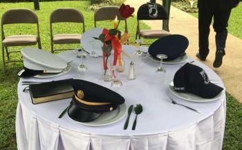 65 ปีจัสแม็กซ์จัดประเพณีรำลึกเชลยศึก-เปิดอนุสาวรีย์หิน สัญลักษณ์แข่งแกร่งทหารไทย-สหรัฐ