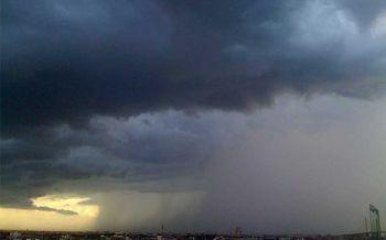 'ติดลี' ไม่ยุ่งไทย  ภาคใต้ กทม. มีฝนตกหนักบางพื้นที่ ภาคอื่นๆโปร่ง