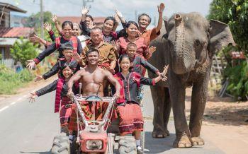 \'บัวขาว\' ชวนเช็คอินแหล่งท่องเที่ยว 3,273 ชุมชนทั่วประเทศ ชูเสน่ห์เมืองไทยน่าค้นหา