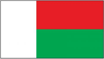 The Independence Day of Republic of Madagascar  June 26th, 2019