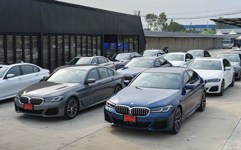 BMW Product Experience